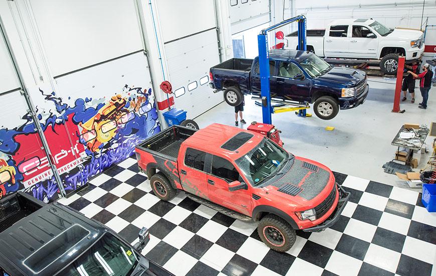 Designed for adventure™ & Cap-it | Genuine Truckware Truck Parts u0026 Accessories