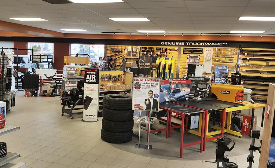 Lethbridge Cap It Genuine Truckware Truck Parts