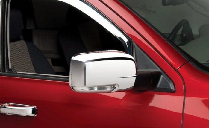 Putco 401010 Chrome Trim Door Handles