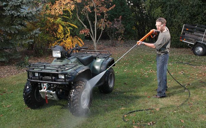 Generac 2500PSI Pressure Washer | Cap-it