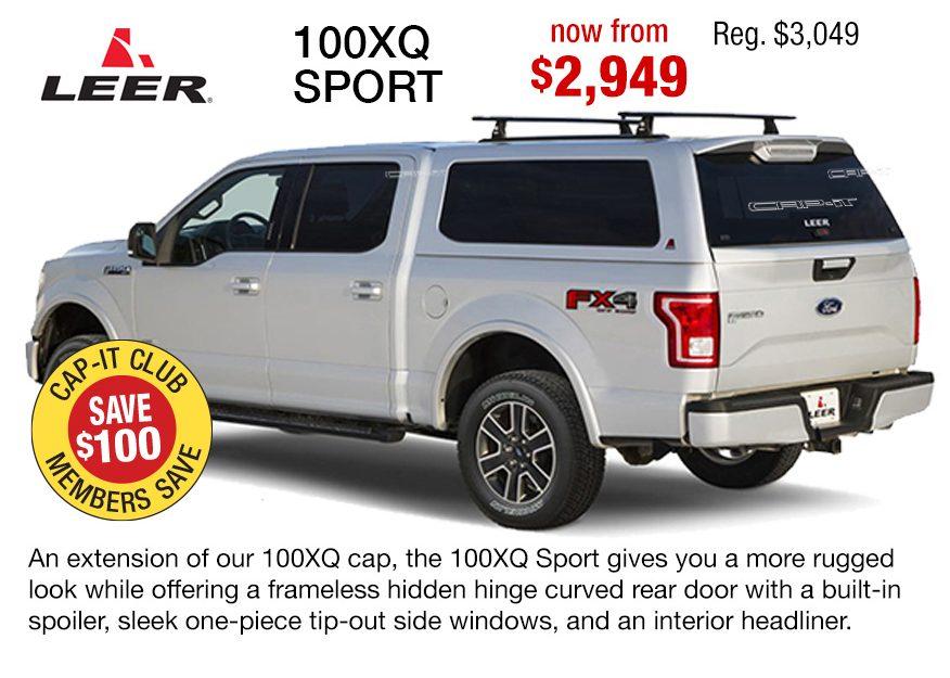 Leer 100XQ Sport